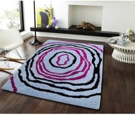 Flooring India Company Silver Polyester Carpet