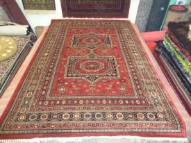 I.C Multicolor Cotton Carpet