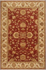 Rugsville Red Wool Carpet