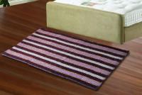 JBG Home Store Purple Chenille Floor Runner