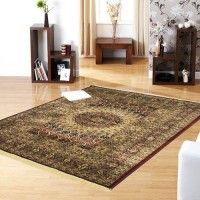 Miras Carpet Rugs Silk Throw Rug - CPGE5J34R3QFKS7T