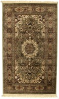 Miras Carpet Rugs Silk Throw Rug - CPGE5H7JZFYHUZZY