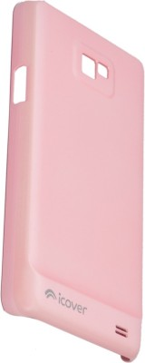 I Cover Back Cover for Samsung Galaxy S2 Pink