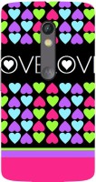 EpicShell Back Cover For Motorola Moto G Turbo Edition (Multicolor)