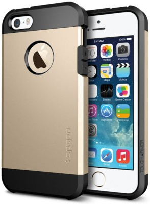 best loved 2706c efe8c Spigen Back Cover for Apple iPhone 5, Apple iPhone 5S for Rs. 169 at ...