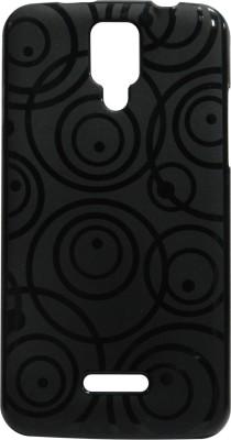 Amaze Mobile Back Cover for Karbonn Titanium S5 Plus Black available at Flipkart for Rs.165