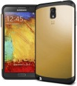 DMG Back Cover For Samsung Galaxy Note 3 - Golden