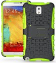 Wow Back Cover For Samsung Galaxy Note 3 N9000 - Black, Green