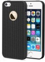 Egotude Back Cover For Apple IPhone 5S (Black)