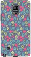 Dukancart Back Cover For Samsung Galaxy Note 4 (Multicolor) - ACCEHX9F3UQMWEBY