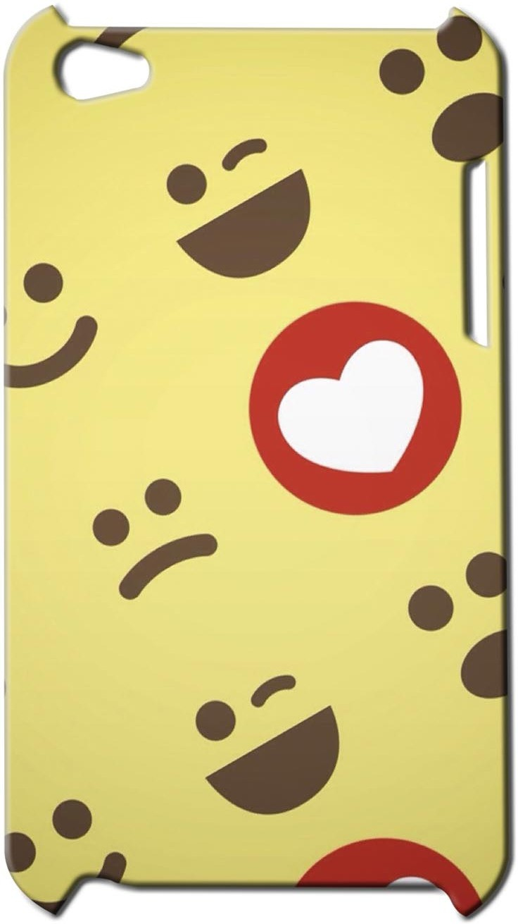 Mobile Cover Shop Back Cover for Apple iTouch 4