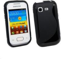 Newlike Back Cover For Samsung Galaxy Pocket GT5300 (Black)