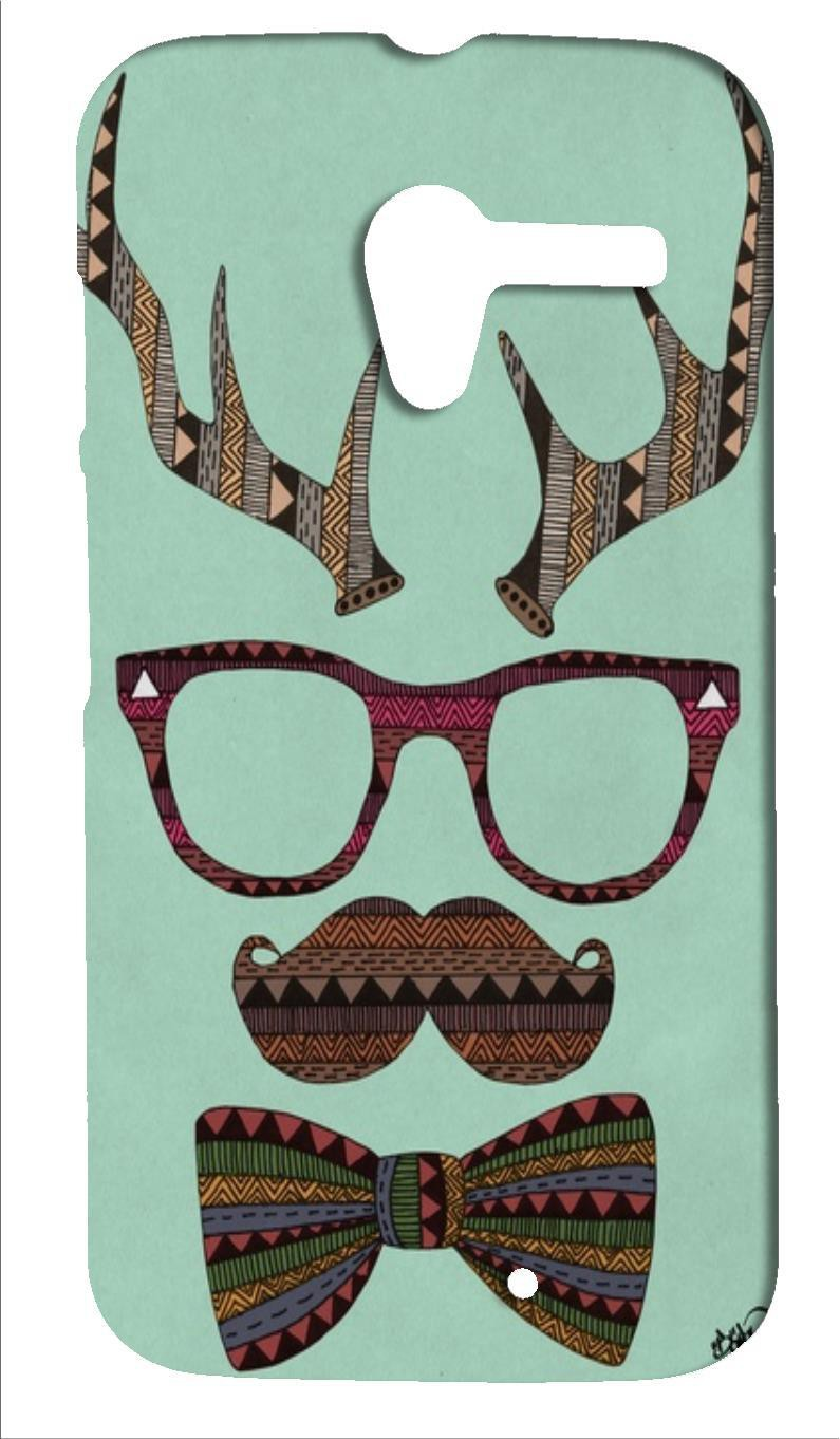 Mobile Cover Shop Back Cover for Moto X 1st Gen
