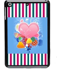 Printvisa Back Cover for Apple iPad Mini 2
