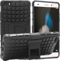 Sumaclife Back Cover For Huawei P8 Lite (Black)