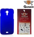Garmor Back Cover For Micromax A116 Canvas HD - Blue