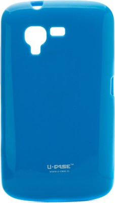 U CASE Back Cover for Micromax Bolt A34 Blue available at Flipkart for Rs.333