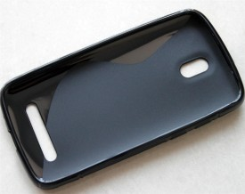 S Design Back Cover for HTC Desire V