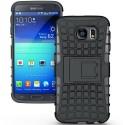 HOKO Shock Proof Case For Samsung Galaxy S6 (Black)