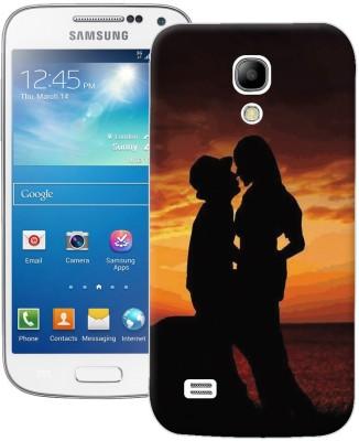 Fuson Back Cover for Samsung Galaxy S4 Mini i9190 i9192