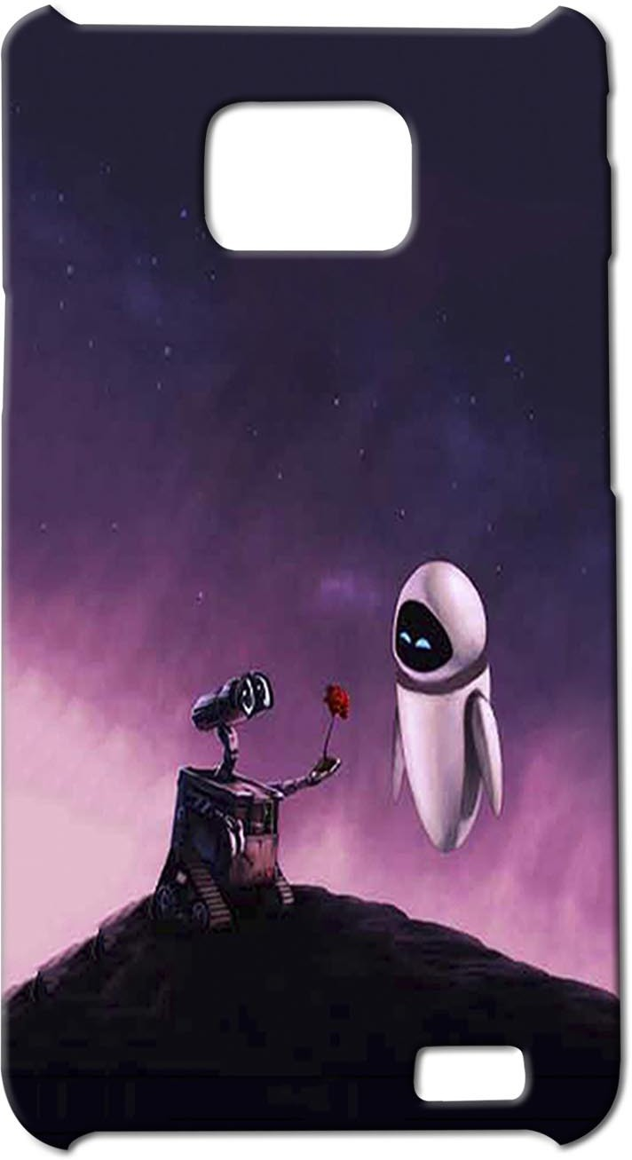Mobile Cover Shop Back Cover for Samsung Galaxy S2 i9100