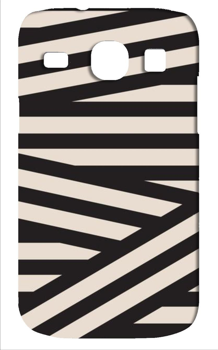 Mobile Cover Shop Back Cover for Samsung Galaxy Core I8260