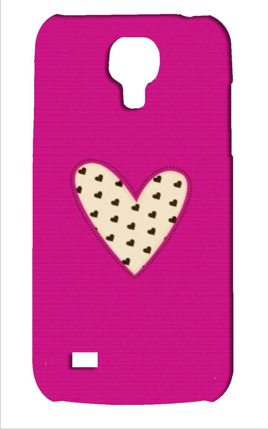 Mobile Cover Shop Back Cover for Samsung Galaxy S4 Mini I9192