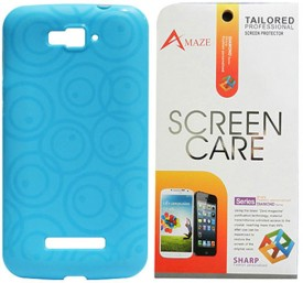 Amaze Mobile Back Cover for Panasonic P31