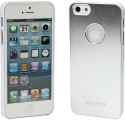 ERD Back Cover For IPhone 5/5S - Silver, White