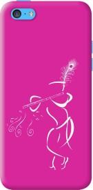 Kasemantra Back Cover for Apple iPhone 5C