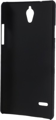 Cubix Back Cover for Huawei Ascend G700 Black