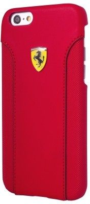Ferrari Back Cover for iPhone 6 at flipkart