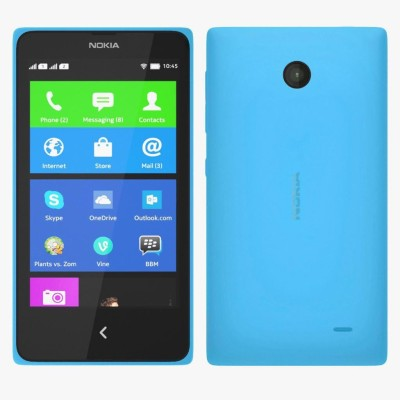 ProdMill Back Replacement Cover for Nokia X