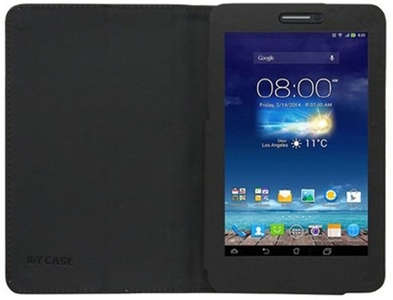 Stylabs Book Cover for Asus Fonepad 7 ME175CG Dual Sim Tablet