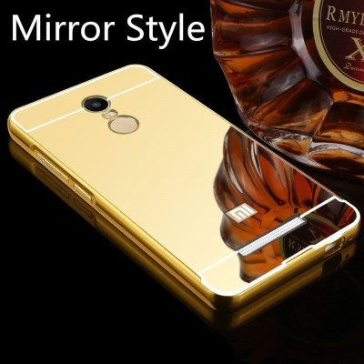best service 67864 c050f 62% OFF on Dev Bumper Case for Metal Bumper + Back Fusion Case Cover for  XIAOMI REDMI NOTE 3 (Gold) on Flipkart | PaisaWapas.com