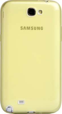 iAccy Back Cover for Samsung Galaxy Note 2 Yellow available at Flipkart for Rs.99