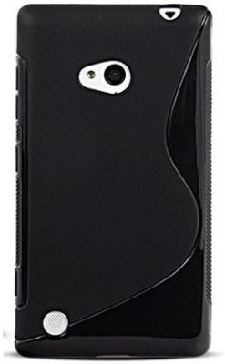 X Cell Back Cover for Nokia Lumia 720 Black available at Flipkart for Rs.145