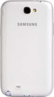 iAccy Back Cover for Samsung Galaxy Note 2 Transparent available at Flipkart for Rs.79