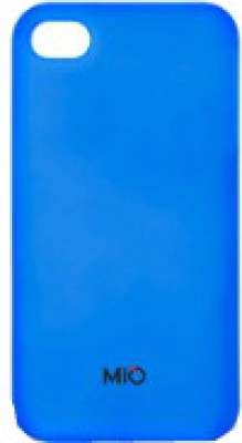 Mio Back Cover for Apple iPhone 4S Blue