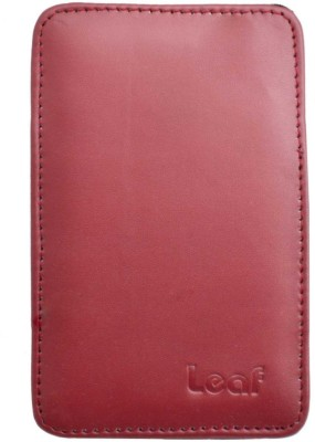 Leaf Pouch for Portable Hard Disk