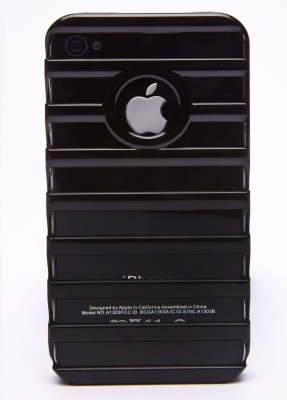 iAccy Back Cover for Apple iPhone 4, 4S