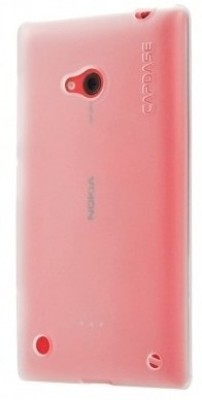 Capdase Back Cover for Nokia Lumia 720 Tinted White available at Flipkart for Rs.130