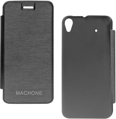 DDF Flip Cover for Karbonn Machone Titanium S310