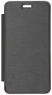 Koldfire Flip Cover for Gionee Pioneer P3 Dark Black available at Flipkart for Rs.179