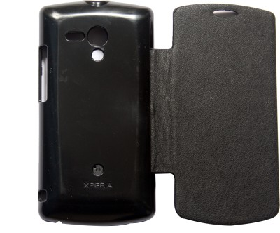Sony Xperia Neo L Side Flip Cover APE Flip Cover for Son...