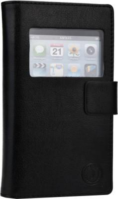 Jojo Flip Cover for Xolo Q900 Black available at Flipkart for Rs.690