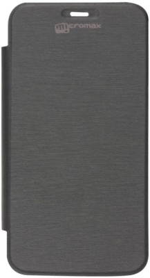 Canvas Flip Cover for Micromax Canvas XL2 A109