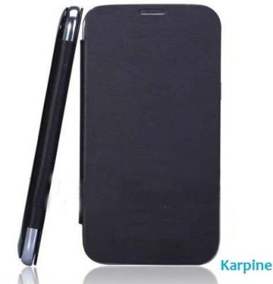 Karpine Flip Cover for Xolo Q900 Black available at Flipkart for Rs.349