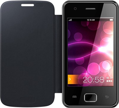 APE Flip Cover for Karbonn A50 available at Flipkart for Rs.440