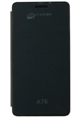 Chevron Flip Cover for Micromax Canvas Fun A76 available at Flipkart for Rs.199